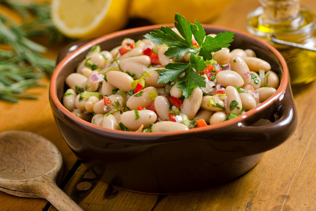 Exclusive Confident Kitchen Recipe For Provencal White Bean Salad